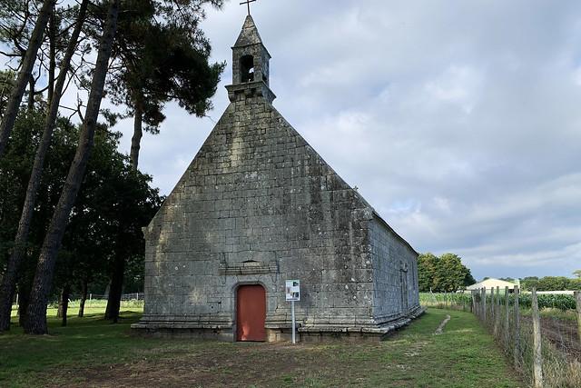 2021.06.30.012 BRETAGNE - CRAC'H - Chapelle Saint Jean (XIIIe -XVIIe siècles) (EXPLORE du 7/7/2021)