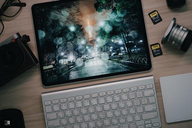 攝影師數位筆記:Apple iPad Pro M1 | 01