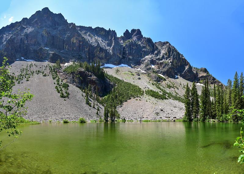 Little Strawberry Lake