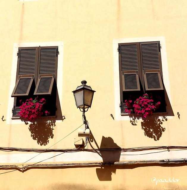 Ligurian House Front