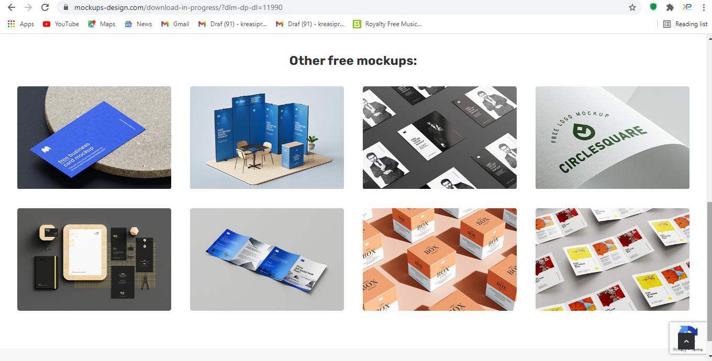 Mockup-design.com adalah salah satu website pencari mockup gratis