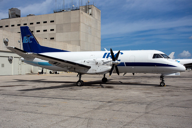 N611BC // IBC Airways // Saab 340A // Miami