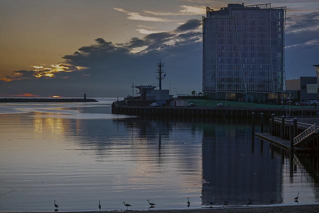 """Inntel Hotels Den Haag Marina beach"" - Scheveningen Haven - NL"