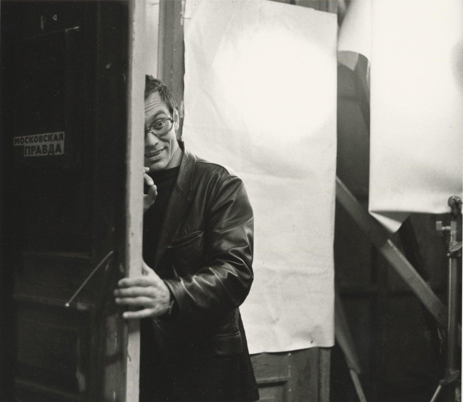 1973. Андрей Михалков-Кончаловский на съемках фильма «Романс о влюбленных»