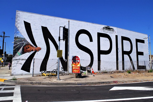 Inspire, Mural by Artfully United