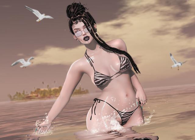 _ ocean spray _