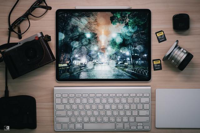 攝影師數位筆記:Apple iPad Pro M1 | 31