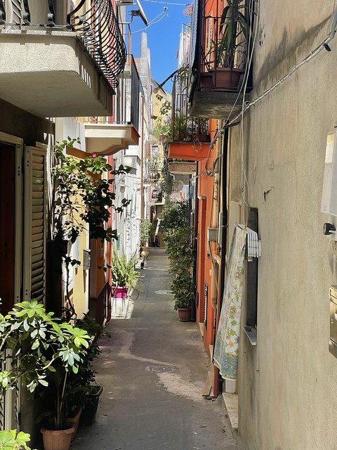 Unterwegs in Lipari