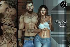 ..:: INKer ::..TribSkull Tattoo
