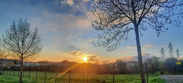 Careggi Sunset