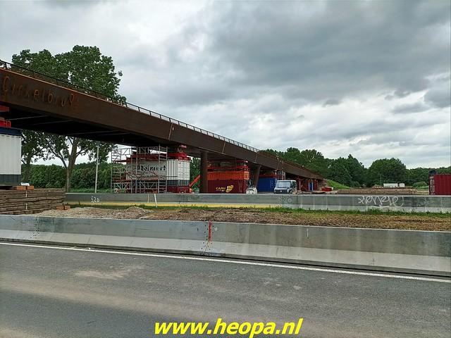 2021-07-07    fiets en voetgangersbrug over de Hogevaart Waterlandseweg  (met toestemming gemaakt (3)
