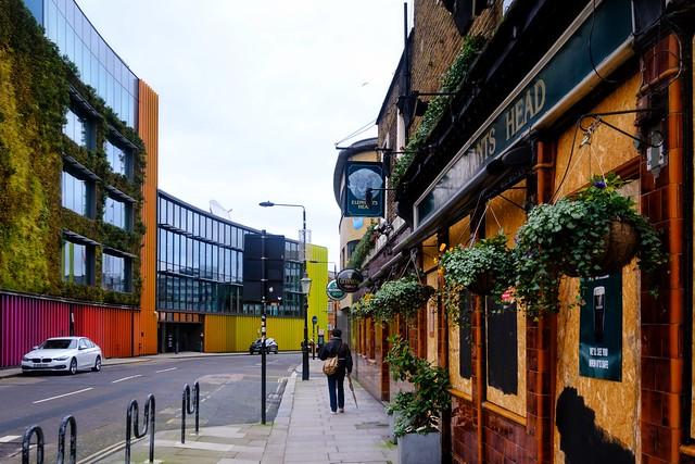 Colours of Camden Town