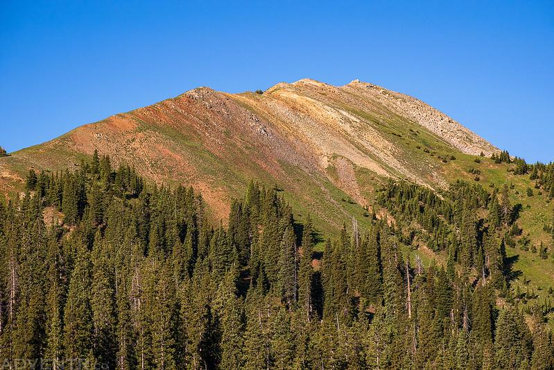 To Eagle Peak