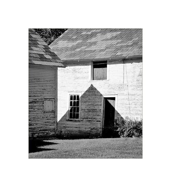 Barn Geometry, Cuttingsville, VT