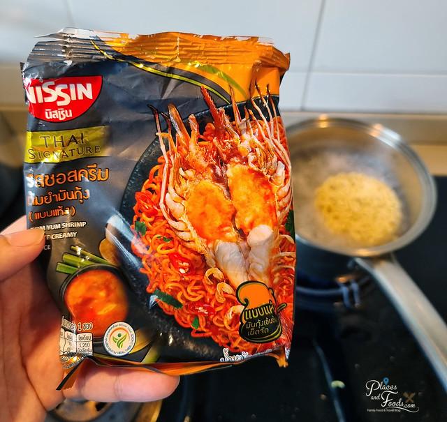 thailand nissin thai signature dried shrimp tom yam ingredients