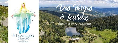 Des Vosges à Lourdes 2021