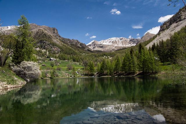 Lac d'Estenc