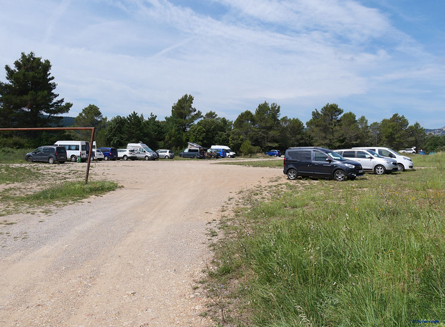 Mont-Ral -01- Vall del Riu Glorieta -02- Parking del Campo de Fútbol 01