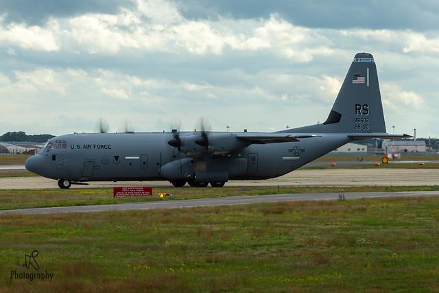 United States Air Force Lockheed C-130J-30 08-8602