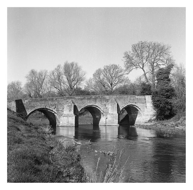 FILM - bridge over the Welland
