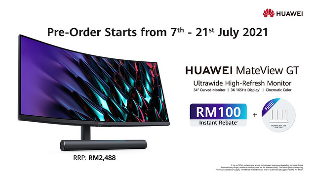 Huawei Mateview Gt Pre-Order