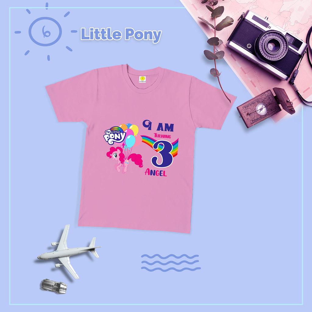Kaos Little Pony