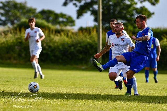 Wyre Villa FC vs AFC Blackpool 06/07/2021