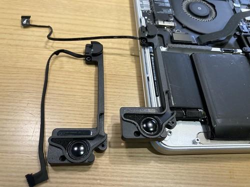MacBook 13 A1502 Speaker