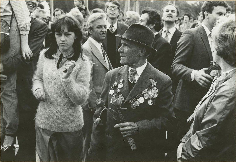 1983. Донецк. 9 Мая
