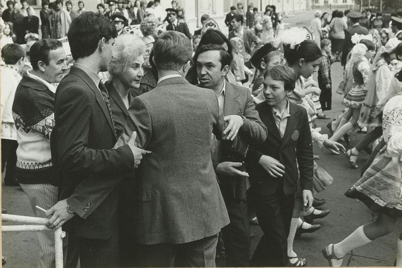 1983. Донецк. 1 Мая.
