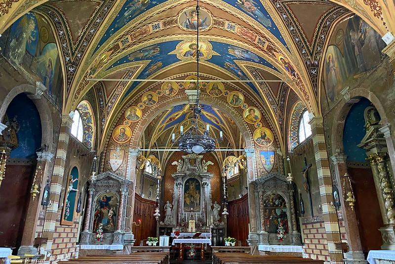 Chiesa di Vinigo