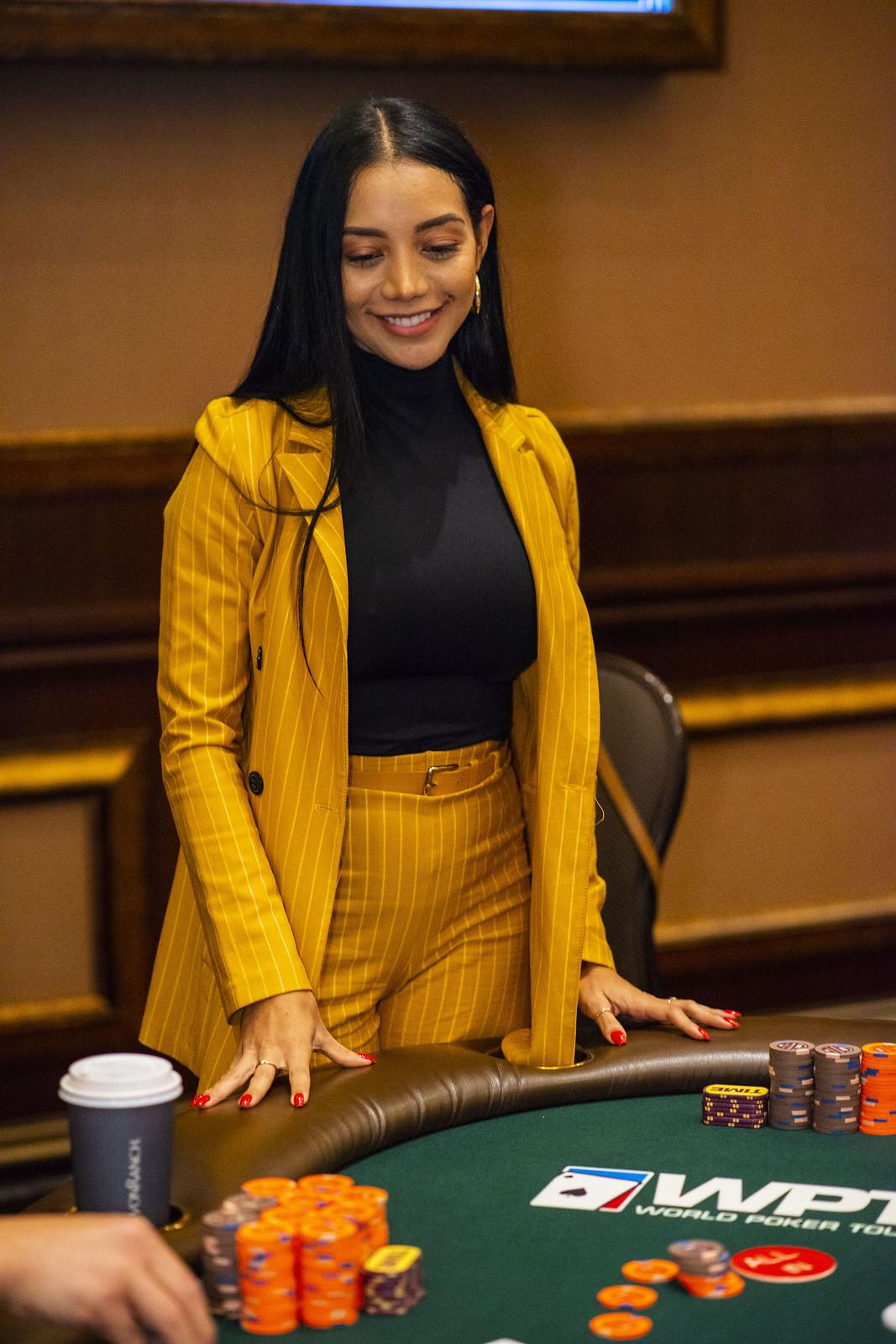 Elimination Daniela Rodriguez