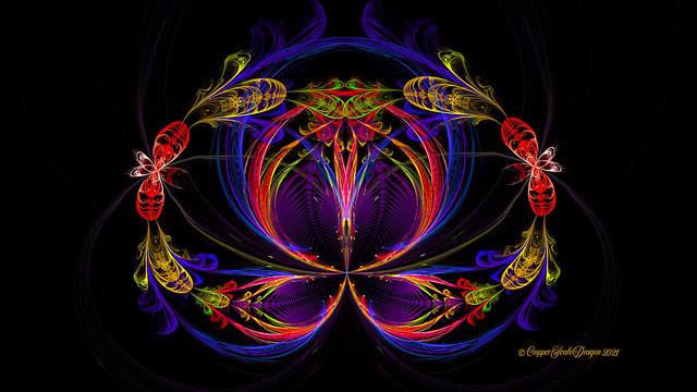 Licorice Allsort - Fireflies
