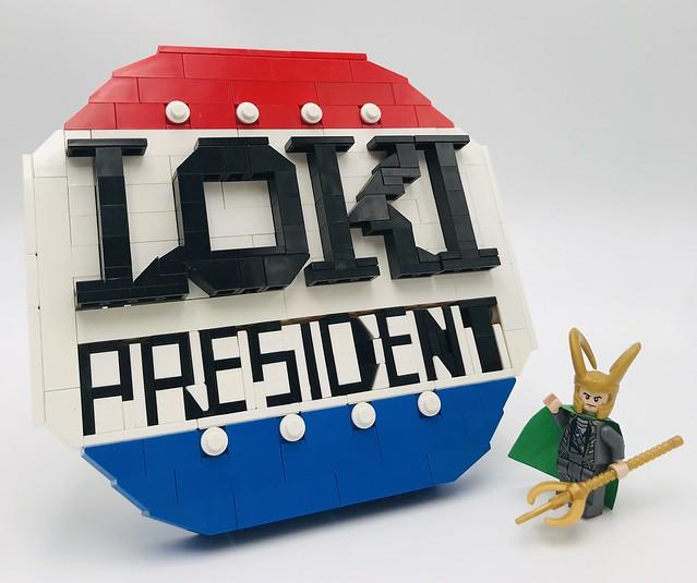 Vote Loki for President!
