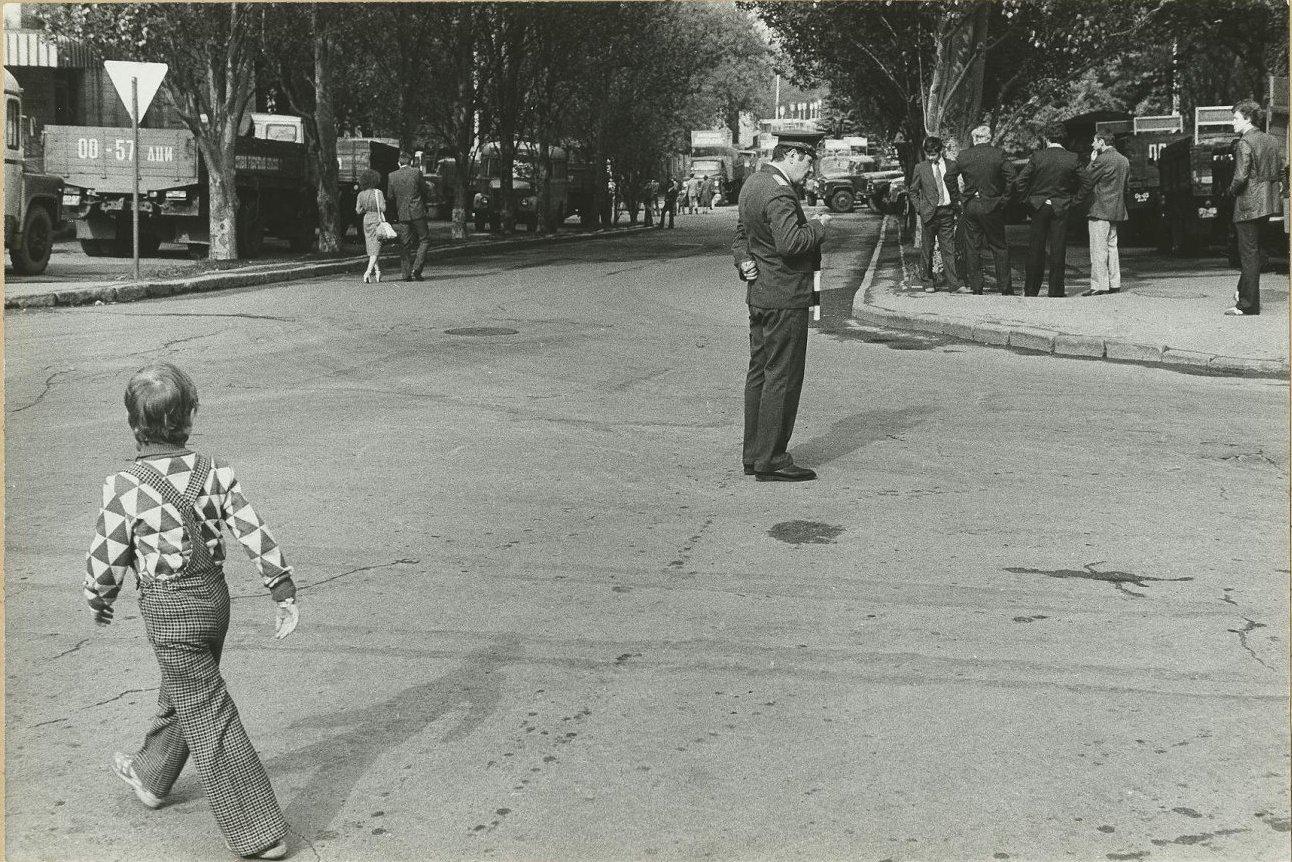 1983. Донецк. 1 Мая.1