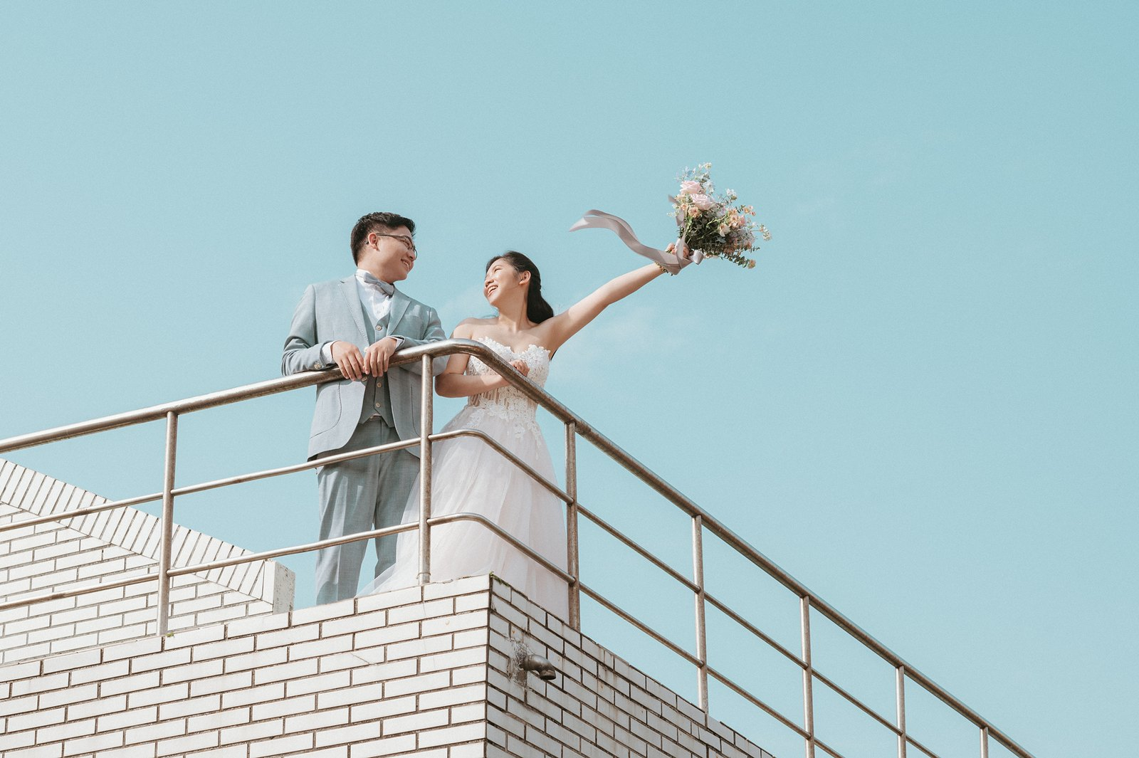 【婚紗】Eric & Ruby / 長庚大學 / EASTERN WEDDING studio