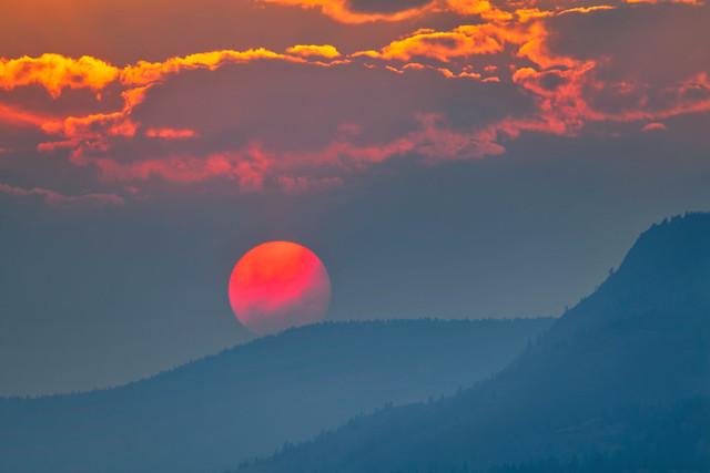 187/365 Tonight the Sun Set