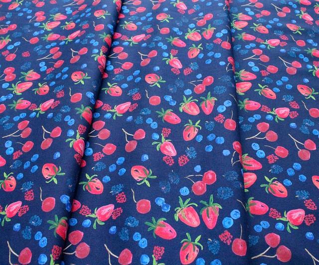 Dear Stella American Summer DCWR1789 Berry Picking