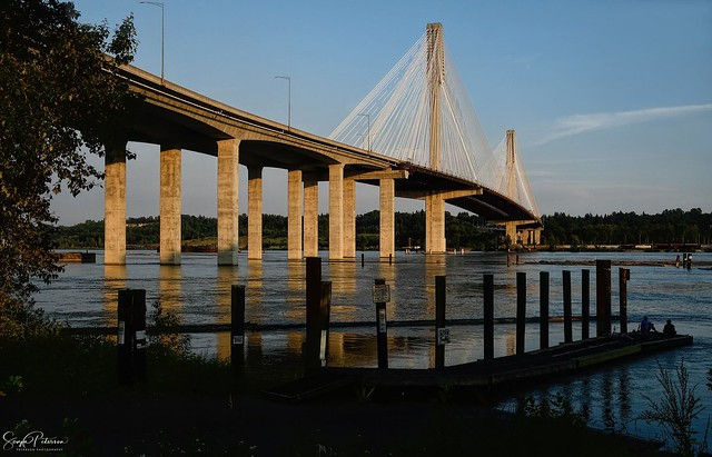 Port Mann Bridge / Maquabeak Park