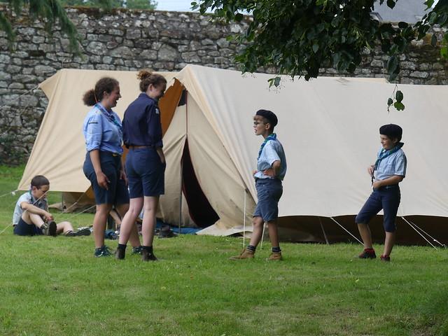Scouts Unitaires de France - Groupe St Jean Bosco