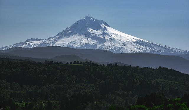 Timm Mountain
