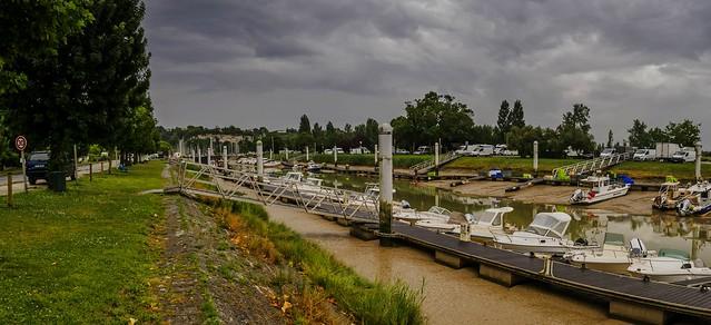 Port de Mortagne-sur-Gironde