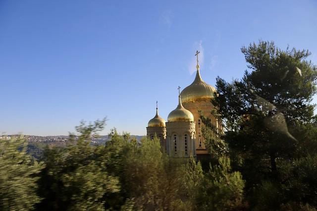 7 июля 2021, Чтимый образ Благовещения Пресвятой Богородицы вернулся из Горнеской обители в Иерусалим
