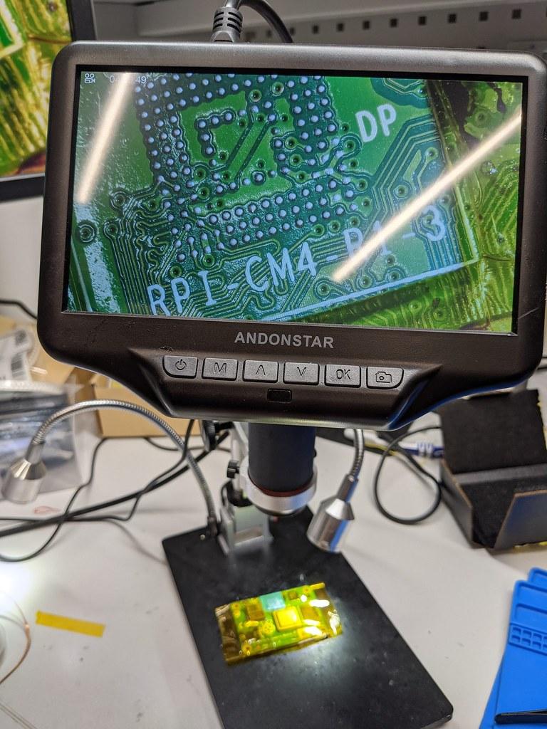 Raspberry Pi Compute Module 4 128 Go