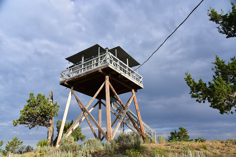 Fall Mountain Lookout
