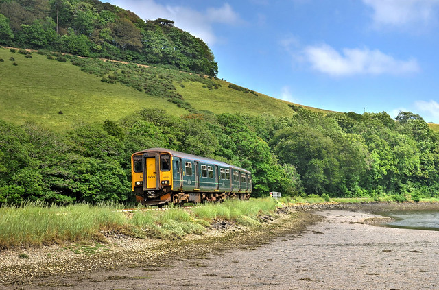 Looe Valley Railway, Cornwall