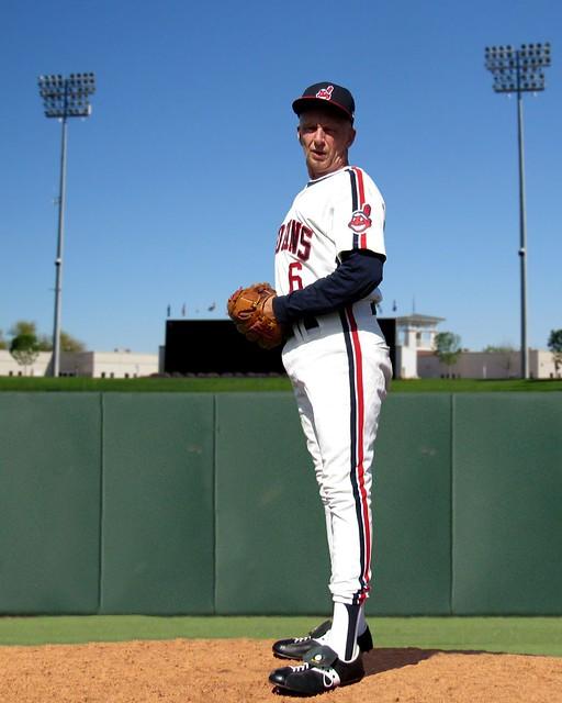 Cleveland Indians Pitcher