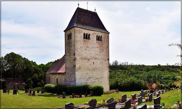 Dorfkirche St. Michael in Sankt Micheln