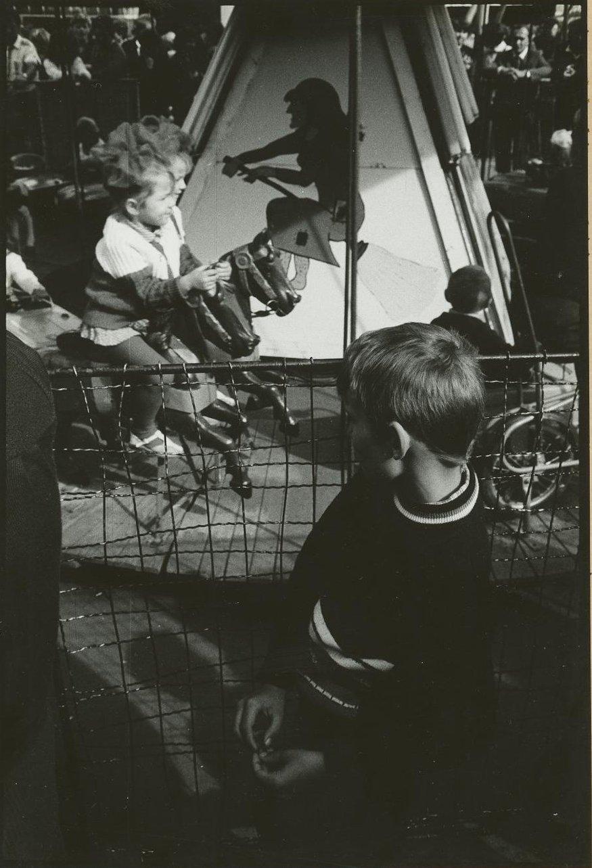 1984. Донецк. Луна-парк