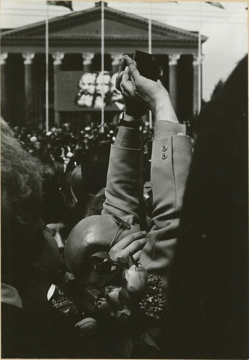 1983. Донецк. 9 Мая (2)